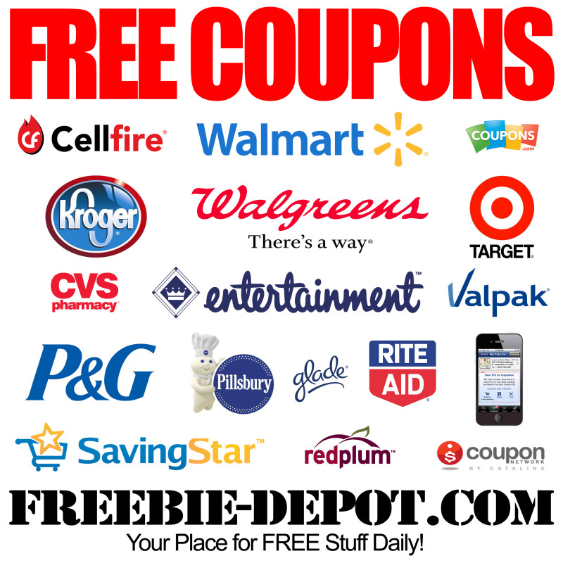 Unlimited Free Grocery Coupons